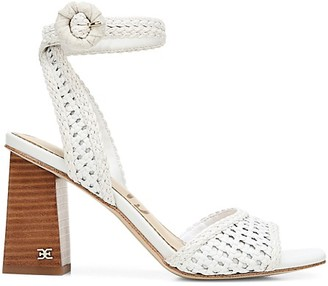 Sam Edelman Danee Woven Leather Sandals