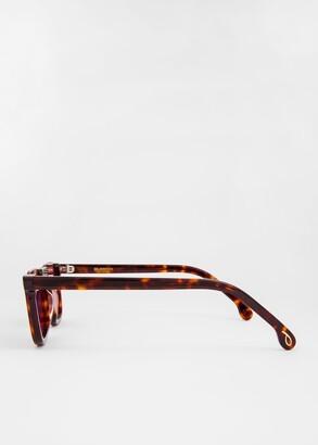 Paul Smith Tortoise 'Belmont' Sunglasses