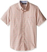 Nautica Men's Classic Fit Short Sleeve Oxford Shirt