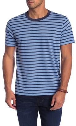 Alternative Eco Stripe Crew T-Shirt