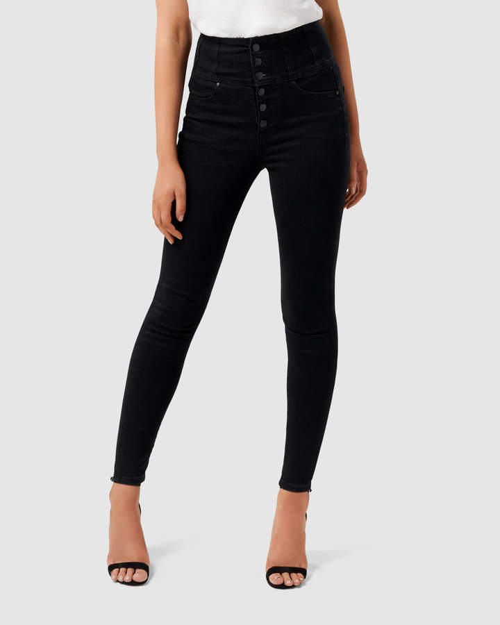 Forever New Sophie High-Rise Sculpting Jeans