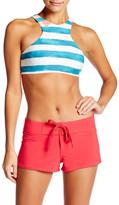 Billabong Maldive Stripe Halter Bikini Top