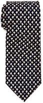 Pierre Cardin Chick-Print Silk Tie