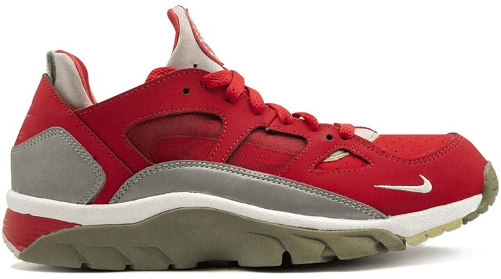 Nike Air Trainer Huarache Low sneakers - ShopStyle