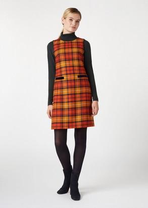 Hobbs Christine Wool Dress