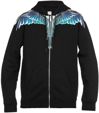 Marcelo Burlon County of Milan Wings Regular Zip Sweatshirt