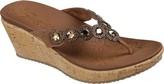 Skechers Beverlee Bizzy Babe Wedge Sandal (Women's)