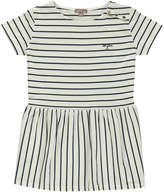 Emile et Ida Striped Jersey Dress
