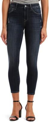 Mavi Jeans Tess SuperSoft High Waist Ankle Skinny Jeans