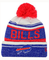 New Era Buffalo Bills Snow Dayz Knit Hat, A Macy's Exclusive Style