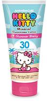 Hello Kitty Mineral Face Lotion, SPF 30, 5 Ounce