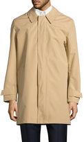 Cole Haan Topper Solid Rain Coat