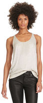 Polo Ralph Lauren Beaded Georgette Tank