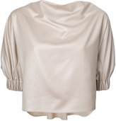 08sircus structured sleeve blouse