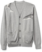 Gap Shark V-neck cardigan