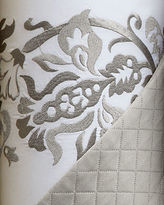 Sferra King Plumes Embroidered Duvet Cover