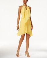 Thalia Sodi Draped Halter Dress, Only at Macy's