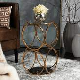 Safavieh Couture Corine Geometric End Table