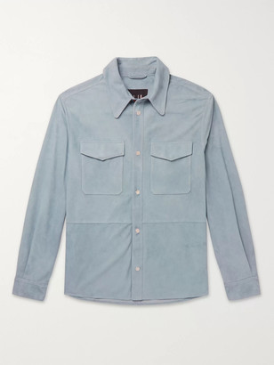 Dunhill Suede Overshirt