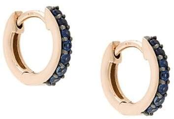 Astley Clarke mini halo hoop earrings