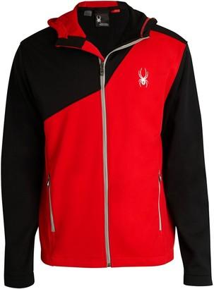 Spyder Colorblock Hooded Sweatshirt