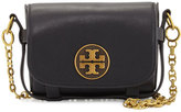 Tory Burch Alastair Small Leather Crossbody Bag, Black
