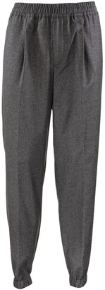 Loro Piana Panta Coulisse Wool Cashmere Trousers