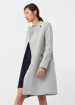 MANGO Inner Lining Coat