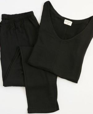 Nine Space Delilah Short Sleeve Loungewear Set