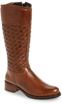 Klub Nico Women's 'Zavelia' Woven Shaft Boot