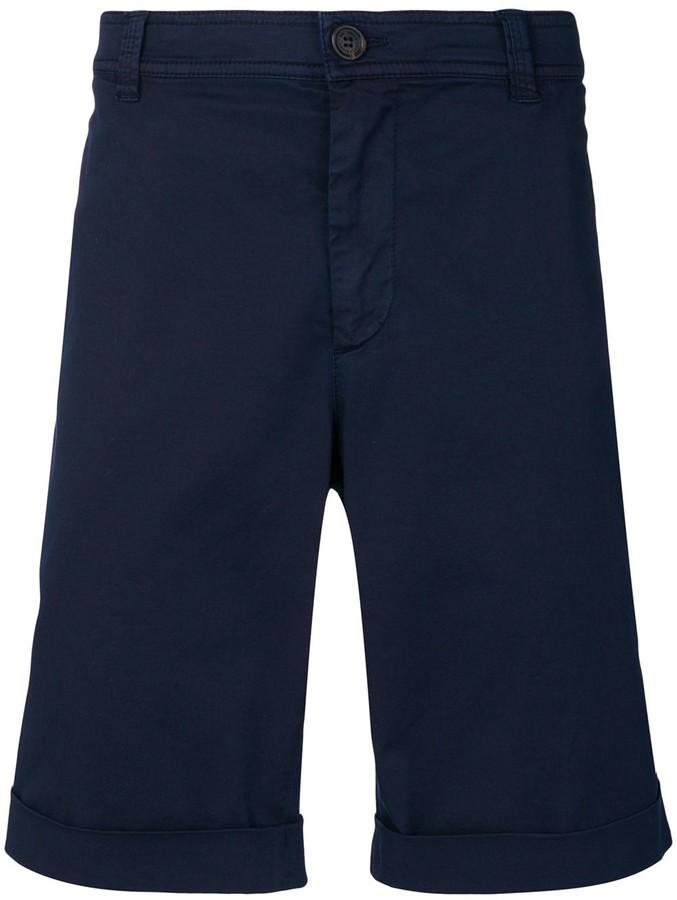 Brunello Cucinelli flap pocket shorts
