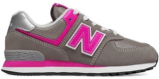 New Balance Girl's 574 Sneakers