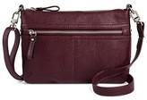 Merona Women's Mini Crossbody Faux Leather Handbag