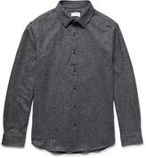 Club Monaco Slim-Fit Cotton-Twill Shirt