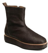 Bill Blass Women's Penny Sutton Genuine Calf Hair Boot