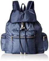 Le Sport Sac Essential 3 Zip Voyager Backpack