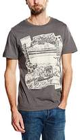 Mexx Men's T-Shirt - Grey -