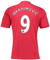 ticklawe 2016/2017 Manchester United ibrahimovic home Soccer Football Jersey & Short & Socks For Kids