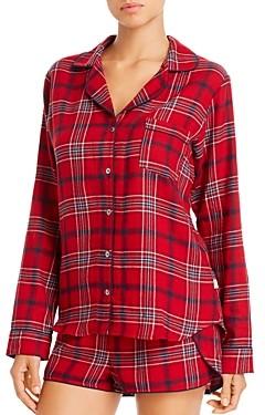UGG Milo Plaid Flannel Pajama Set