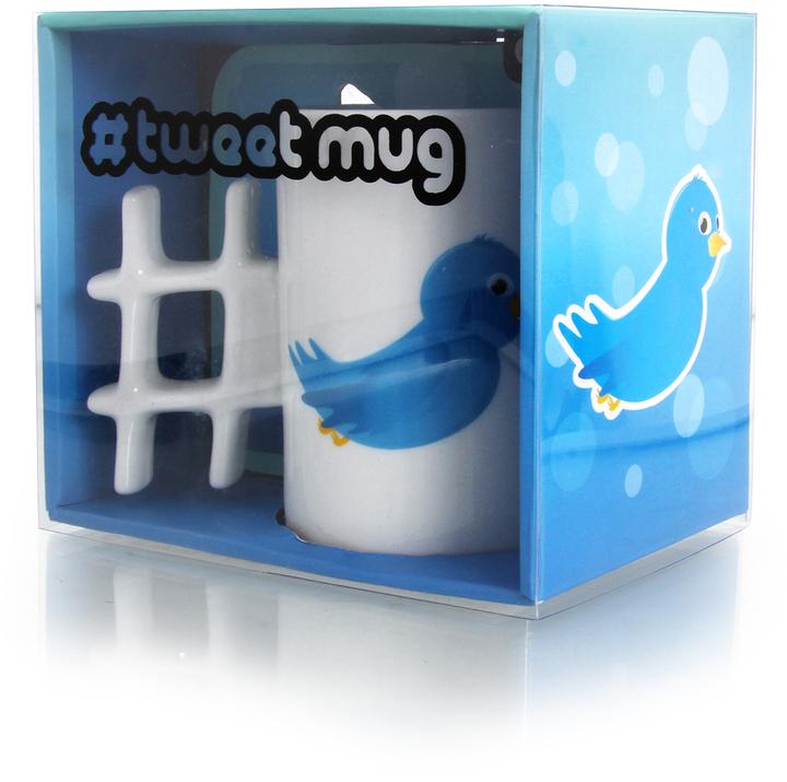 Thumbs Up thumbsUp! Tweet Mug