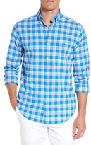 Vineyard Vines Men's Check Performance Sport Shirt