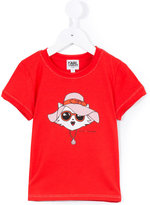Karl Lagerfeld Choupette T-shirt - kids - Cotton/Modal - 4 yrs