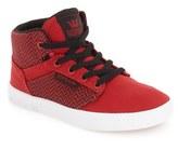 Supra Boy's 'Yorek' High Top Sneaker