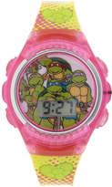 Nickelodeon Teenage Mutant Ninja Turtles Kids Flashing Digital Watch