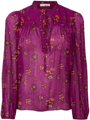 Ulla Johnson floral print blouse
