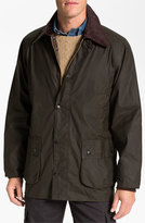 Barbour Men's 'Bedale' Relaxed Fit Waterproof Waxed Cotton Jacket