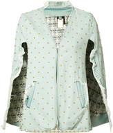 Thomas Wylde Cherry denim jacket