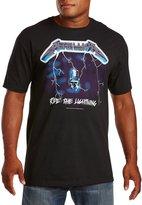 True Nation Metallica Ride Lightning Big & Tall Short Sleeve Graphic T-Shirt (6XLT, )