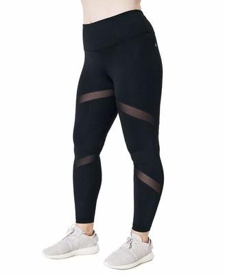 Vimmia Curv Impact Legging in Black Size 3X