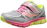 Saucony Zealot A/C Running Shoe (Little Kid)